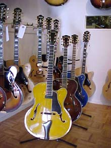 Eastman Jazzgitaren